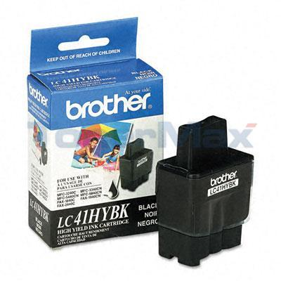 BROTHER MFC 210C INK BLACK HY